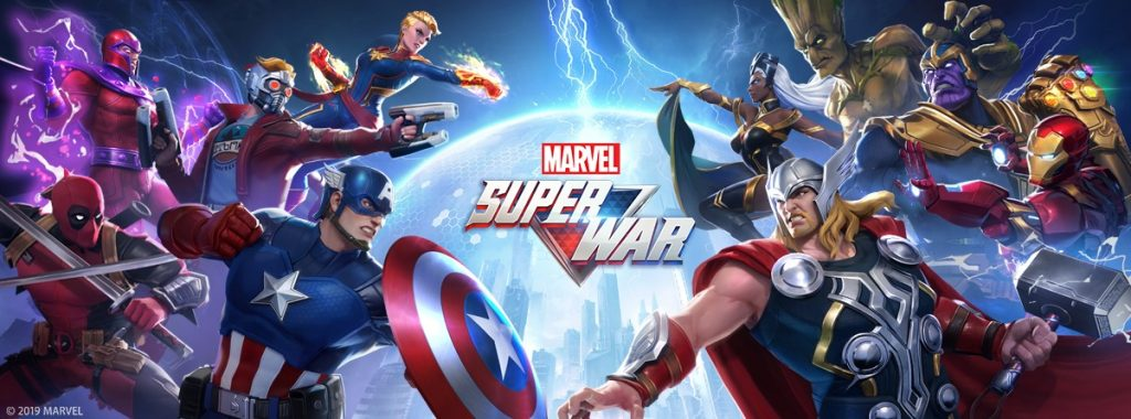 Marvel Super War Basic Guide